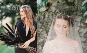 Romantic and Elegant Italian Wedding Featured in Magnolia Rouge Magazine 2015
