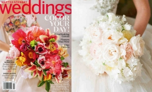 Positano Wedding Featured in Martha Stewart Weddings Magazine