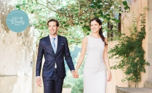 Classic and Elegant Jewish Tuscan Wedding – Il Borro - Style Me Pretty 2015