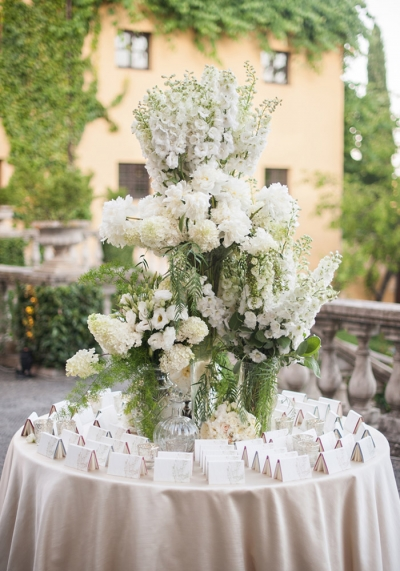 Elegant Tuscan Wedding Borro
