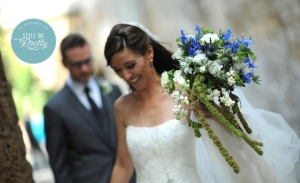 Umbria Wedding in a Monastery – La Badia Orvieto, Italy  - Style Me Pretty 2012
