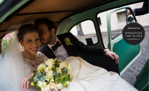 Roma Jewish Wedding – Great Synagogue of Rome - Smash the Glass 2016