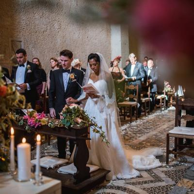 Fall wedding in Orvieto_La Badia